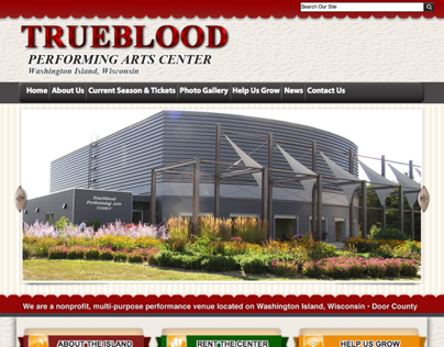 Trueblood Performing Arts Center - Washington Island