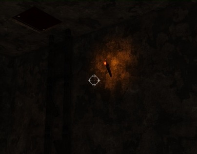 UDK First-Person Puzzle Game (Spring 2012)
