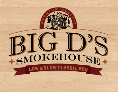 Smokehouse Branding