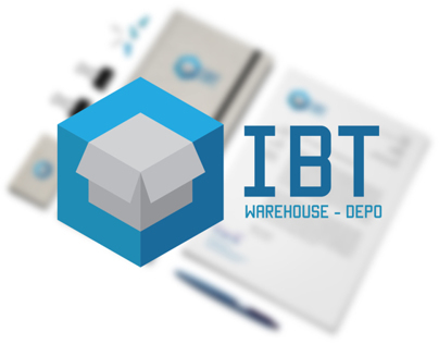 IBT warehouse Branding