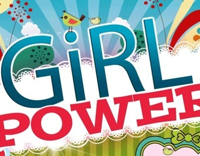 Girl power flyer