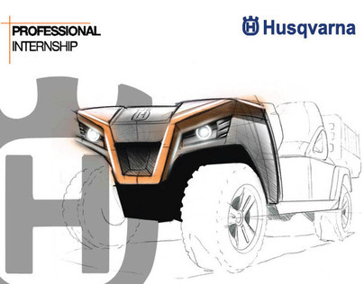 Husqvarna Internship Work