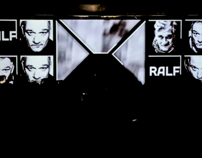AELION PROJECT [videomapping for DJ RALF]