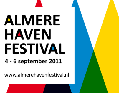 Almere Haven Festival (Avant la lettre, sketches)