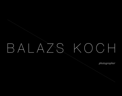 Balazs Koch Web Design