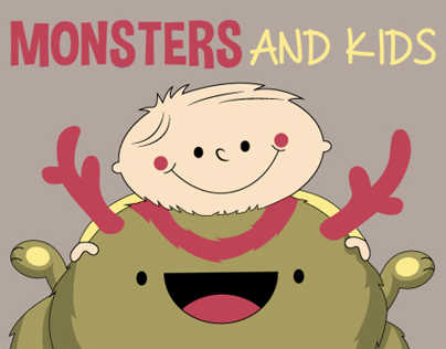MONSTERS AND KIDS
