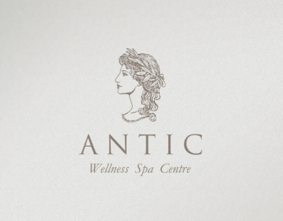 Antic Wellness Spa Centre Logo