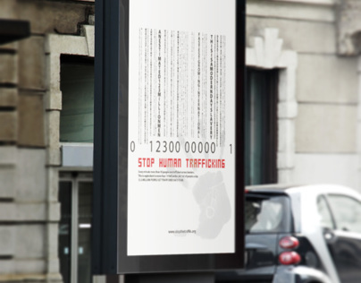 Human Trafficking/Awareness Posters