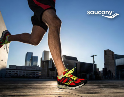 Saucony® - Rolling Boards