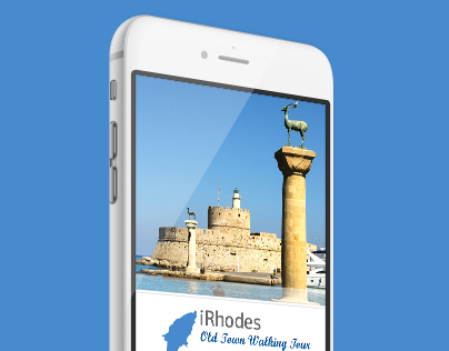 iRhodes iPhone application