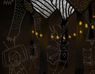 Monsters, Dreams & Weird Things