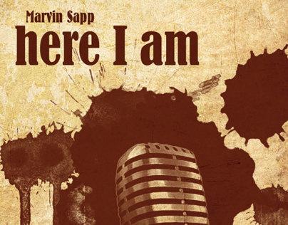 Marvin Sapp Album Cover Redesign