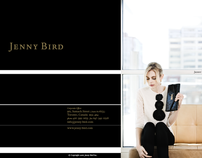 Jenny Bird inaugural catalogue