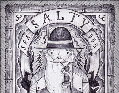 Salty Sea Dog