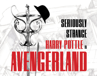 Harry Pottle in Avengerland