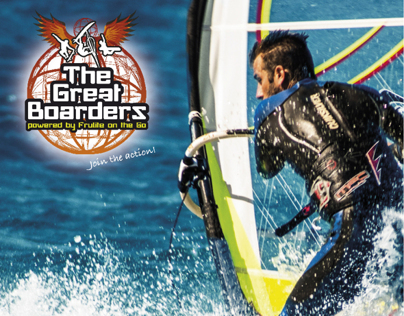 The Great Boarders - WINDSURF
