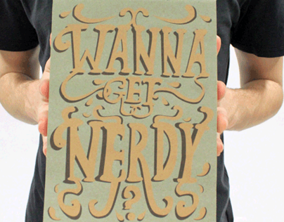 Wanna Get Nerdy?