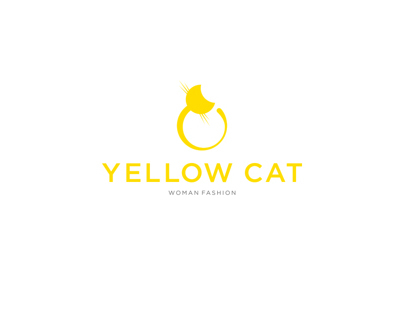 Branding for Yellow Cat