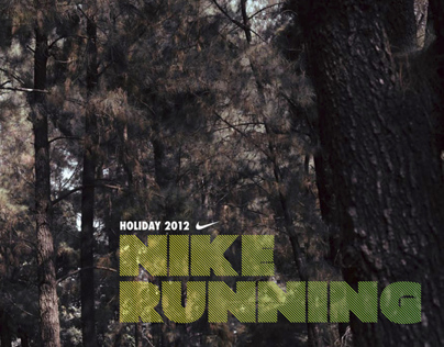 Nike Running Holiday 2012