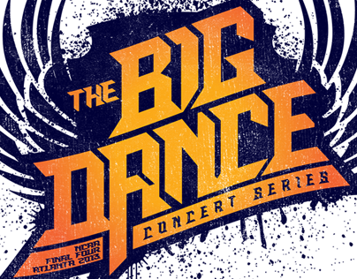 The Big Dance Concert Series