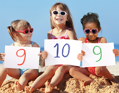 Thomas Cook Canada: Kids First Campaign