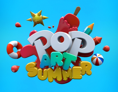 Pop Art Summer