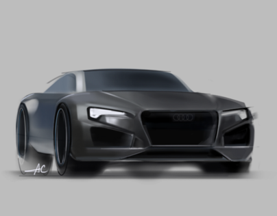 Sketches: Cars