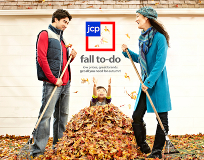 JCPenney 2012 Master Brand Catalog Covers