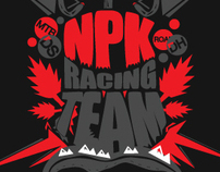 NPK - Bicycle Racing Team.