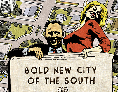 Bold New City