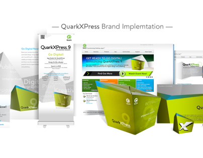 QuarkXPress 9 Global Branding