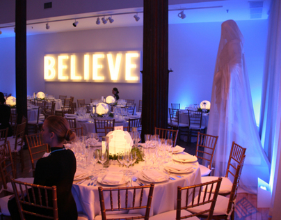 Van Cleef & Arpels. Tribeca Ball 2013. Event Design.