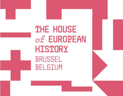 The House of European History (HEH) identity project