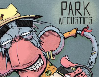 Swamp monkey - Park Acoustics