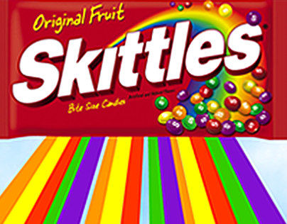 Skittles Juicy Exotic. New product Lounge