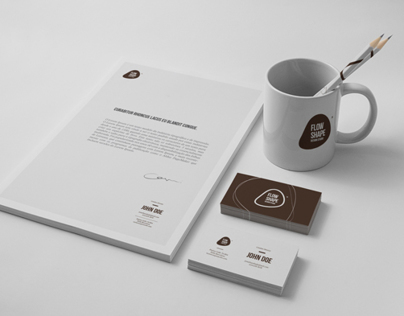 Multi-dimension Branding / Identity Mock-up IV