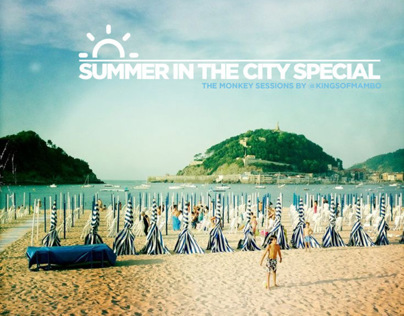 The Monkey Sessions Summer in the City Special
