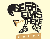 Before Elvis, there was nothing