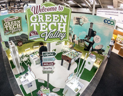 Green Tech Valley w/ ENGARDE