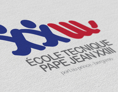 École Technique Pape Jean XXIII Corporate Identity