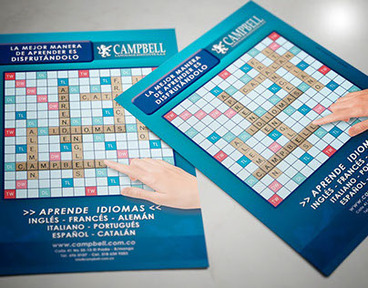 ADVERTISING  - Campbell Language Institute