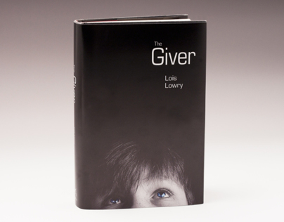 """The Giver"" Book Cover Redesign"