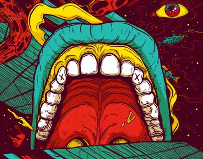 De Pueblo Joven Revista Buriñón Illustrations