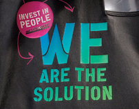 We Are The Solution
