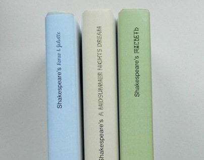 Shakespeare | Book Covers