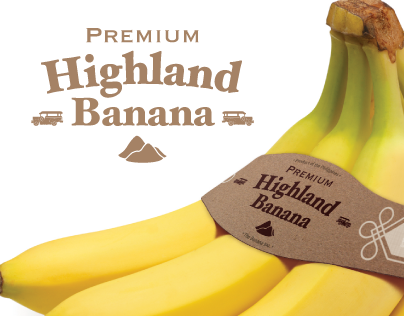 Premium Highland Banana - Design Proposal