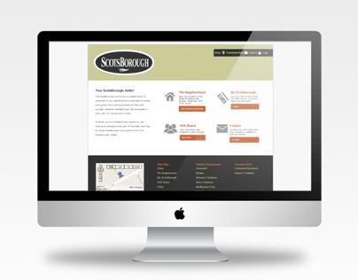 ScotsBorough Community Website