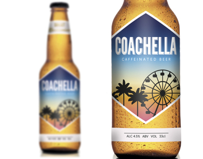 Coachella Beer
