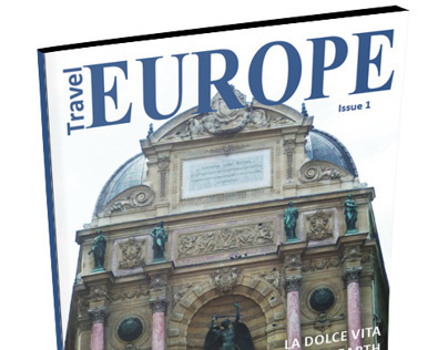 Travel Europe - Issue 1