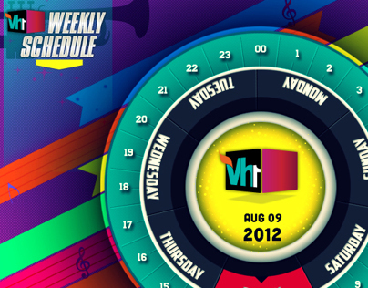 VH1 - Schedule tab